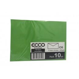 Pack 10 Envelopes C6...