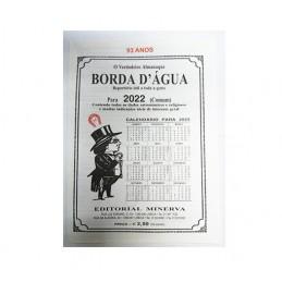 Livro Almanaque Borda d´...