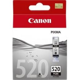 Tinteiro Canon 520 Preto...