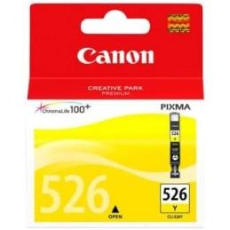 Tinteiro Canon 526 Amarelo...