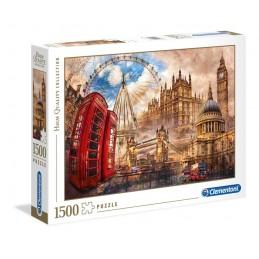 Puzzle 1500 Peças...