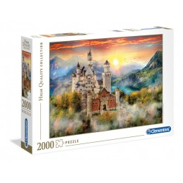 Puzzle 2000 Peças...