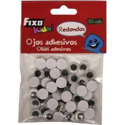 Pack 90 Olhinhos Adesivos...