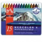 Caixa Metálica 15 Lápis de...