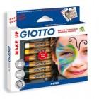Caixa c/6 Lápis Giotto Make...