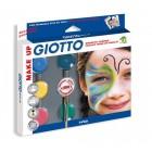 Caixa c/6 Cores Giotto Make...