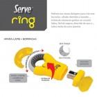 Serve Ring - Borracha +...