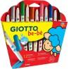 Caixa c/ 12 Super Marcadores Feltro Giotto Bebé 469900