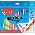 Pack 12 Lápis de Cor Color...