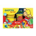 Set Giotto Bebé My Chef 469400