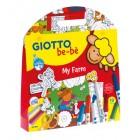 Set Giotto Bebé My Farm 465600