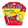 Caixa 12 Super Lápis de Cor Giotto Bebé 469700