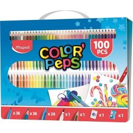 Kit Pintura Maped Color...