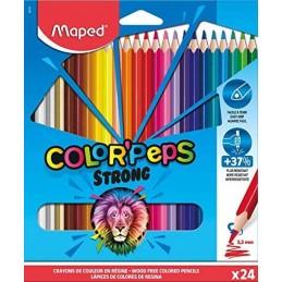 Lápis de Cor Maped Strong -...
