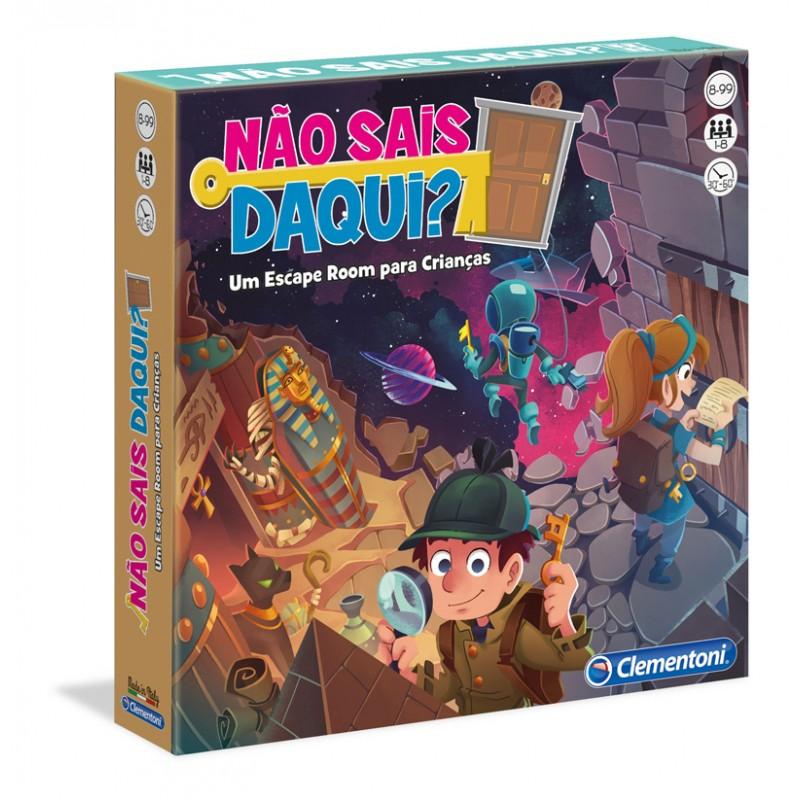 Clementoni Party Games Sala De Fuga 67650