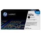 Toner HP 501A Q6470A Preto