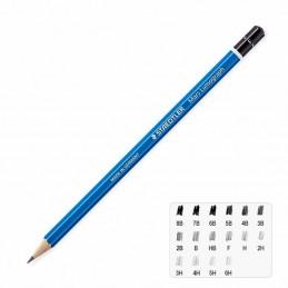 Caixa 12 Lápis para Desenho...