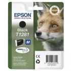 Tinteiro Epson T1281 Preto