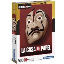 Puzzle 500 Peças Clementoni...