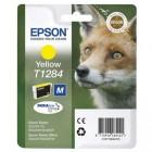 Tinteiro Epson T1284 Amarelo