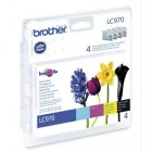 Pack Brother LC-970 Cor