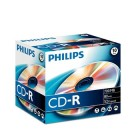Caixa c/10 CD-R Philips...