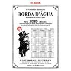 Livro Almanaque Borda de...