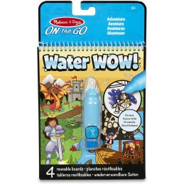 Bloco de Revelação com Água...
