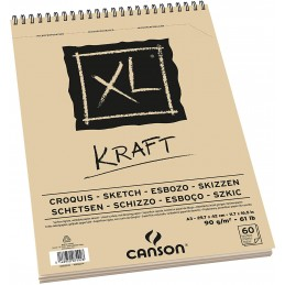 Canson XL - Bloco Papel...