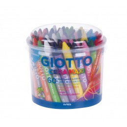 Schoolpack 96 Lápis de Cera...