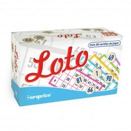 Jogo Loto com 36 Cartões