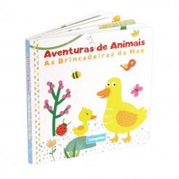 Livro Aventuras de Animais...