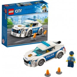 LEGO City - Carro Patrulha...