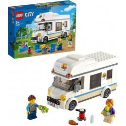 LEGO City - Autocaravana de...