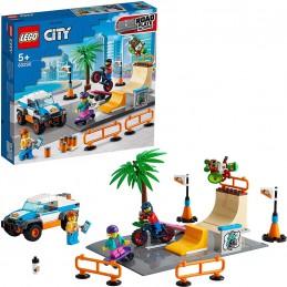 LEGO City - Pista de skate...