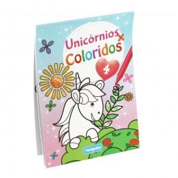 Livro Unicórnios Coloridos - 4