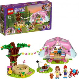 LEGO Friends - Camping na...