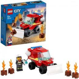 LEGO City - Jipe de...