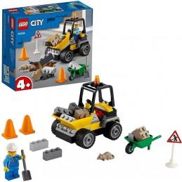 LEGO City - Camião de Obras...