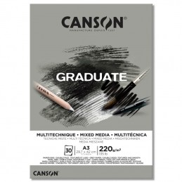 Canson Graduate - Bloco Mix...