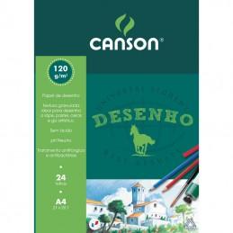 Desenho Canson - Bloco...