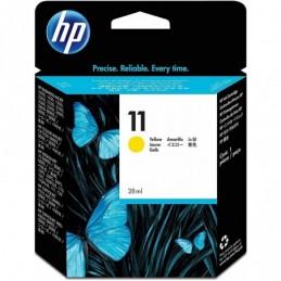 Tinteiro HP 11 Amarelo C4838A