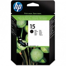 Tinteiro HP 15 Preto C6615D