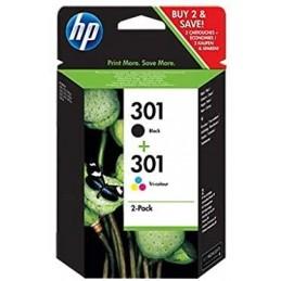 Pack Tinteiros HP 301 4...
