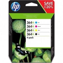 Pack Tinteiros HP 364XL...