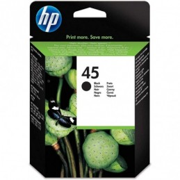 Tinteiro HP 45 Preto 51645A