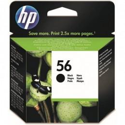 Tinteiro HP 56 Preto C6656A