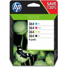 Pack Tinteiros HP 364 4...
