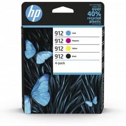 Pack Tinteiros HP 912 4...