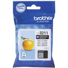 Tinteiro Brother LC3211BK...